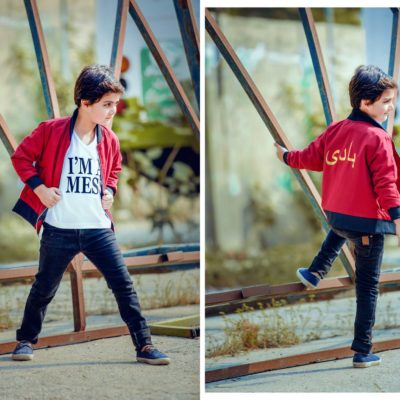 buy Kids name printed bomber jacket in pakistan